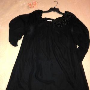 Liz Claiborne black dress 20w for plus women